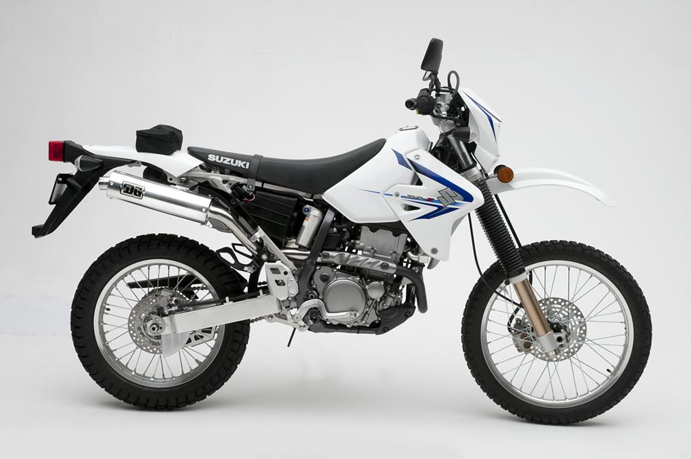 Suzuki Lte Exhaust