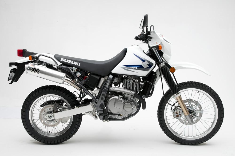 Suzuki Dr Dg O Series Exhaust
